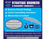 New to the business world? Let us take care of your problems.