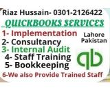 QuickBooks Implementation and Consultancy Services in Lahore Pakistan