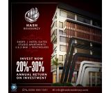 Hash Residency in Bahria Town Rawalpindi