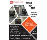 House For Sale In Pak Arab