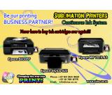 Continuous Ink Sublimation Printer