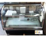 Countertop Cake Chiller Showcase (Curve Glass)