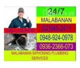 MYLA MALABANAN SIPHONING AND PLUMBING SERVICES- 09489240978