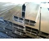 Aluminium/wooden boards for semitrailers