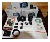 New Canon EOS 5D Mark III Unboxing