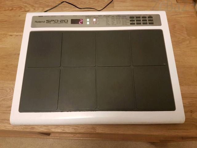 Roland Xp 60 syntenzer keyboard / ROLAND SPD 20 - Free