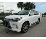For Sale 2017 Lexus Lx 570 SUV 4WD