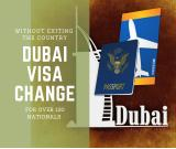 Dubai Visa Change Inside the Country