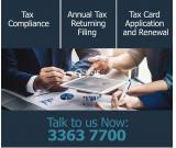 Annual Auditing & Tax Card Renewals
