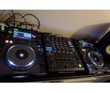 Pioneer cdj 2000 2players with djm 900..$1200