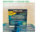 Kirkland Minoxidil 5% Extra Strength Men 6 Month Supply