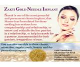 ATTRACTION GOLD NEEDLE IMPLANT