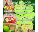 FAST LUCK FLOWER BATH PACKAGE