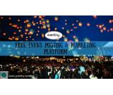 Eventry - Free Independent Event Posting & Marketing Site.
