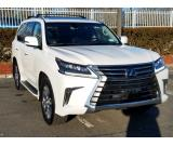 SELLING MY 2016 LEXUS LX 570 JEEP FULL OPTION
