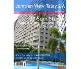 View Talay 2A Large 37 Sqm Studio Resale