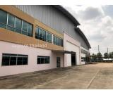 Factory + Warehouse + Land FOR SALE Chachoengsao Gateway city