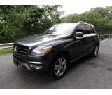 UESD 2013 Mercedes-Benz ML350 4MATIC.