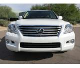 My 2013 Lexus LX570 For sale $24.500 usd