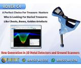 ROVER C4 | Best 3D Ground Scanner for Treasure Hunting