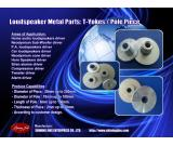 Speakers part T Yoke and Pole Plate