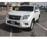 TOYOTA PRADO LAND CRUISER 2011