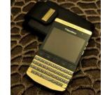 Vip Pin Blackberry Porsche gold (Add Pin 282DE189 )