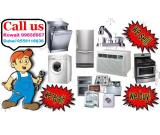 Service, repair installation of all kind A/C, washing machine, fridge, split A/C