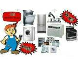 Split, central, window A/C, washing machine. fridge etc service, repair, installation