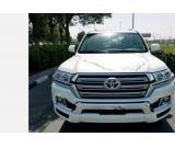 2017 Toyota Land Cruiser V8 GXR Full option