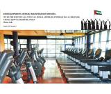 GYM EQUIPMENTS, FITNESS, GYM, SPORTS EQUIPMENT' INSTALLATION REPAIR/ MAINTENANCE SERVICES.