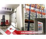 COLDSTORE COMPLEX, STAFF ACCOMMODATION, OFFICE SPACE