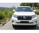 TOYOTA LAND CRUISER PRADO 2018 GCC spec