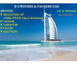 pak home movers and packers 0555184021