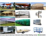 Steel, aluminum Fabrication & Welding works