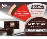 New Offices for Rent