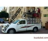 Pickup(1 Ton) Truck Moving Rental Service/0551625833