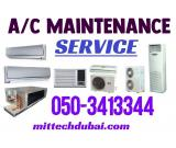 Chiller Ac Split Ac Central Ac Service Repair Maintenance in Dubai