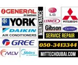 UAE All Brands Air Conditioning Unit Servicing Repairing in Dubai