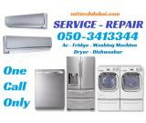 Ac Service - Fridge Repair - Dishwasher Cleaning in Dubai