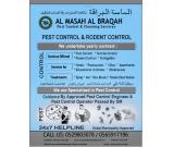 PEST CONTROL AND CLEANING SERVICES DUBAI MUNICIPALITY APPROVED COMPANY