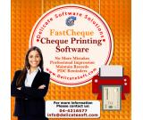 Cheque Printing Software Call Ms. Kristine on 04-4216577