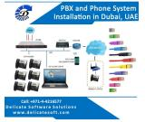 PBX and Telephone System Installation in Dubai, UAE