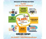Easy to use VAT Software in UAE