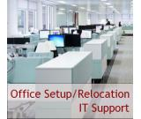 IT service pabx telephone office relocation in Business bay
