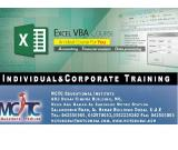 Microsoft Excel VBA course from experts – MCTC Dubai