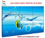 Led video wall rental services in Dubai UAE