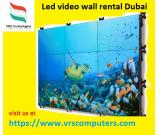 Led video wall Hire in Dubai Call +971-55-5182748