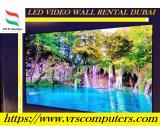Led video wall Hire in Dubai From VRS Technologies