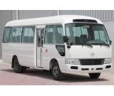 TOYOTA COASTER 30 SEATED BUS FOR MONTHLY RENT